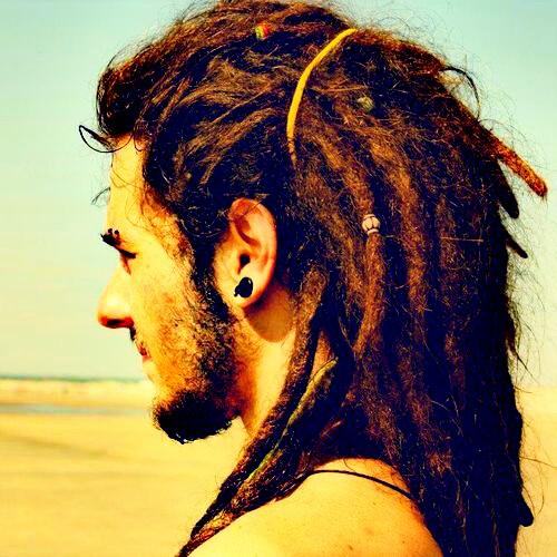 tumblr #boy #reggae #dreads - PicsArt