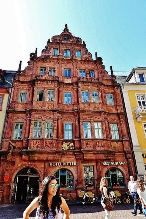 Alemania y arquitectura