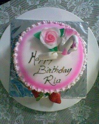 Happy Birthday Too Me Ria Ree Reeyu Reeya Falak Falku P