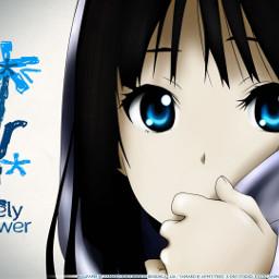 anime k-on mio akiyama