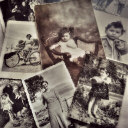 emotions vintage family