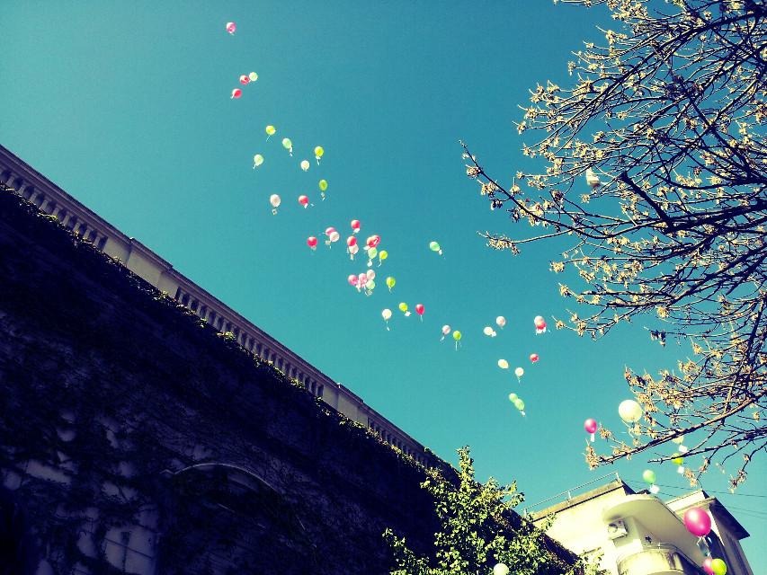 globos al cielo!