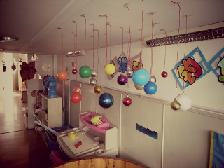 photography balls decoration christmas colour