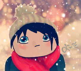 draw snow winter