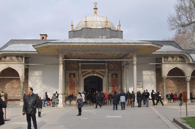 Topkapi Palace -Istambul