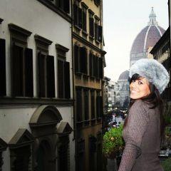 florence italia travel panorama arte