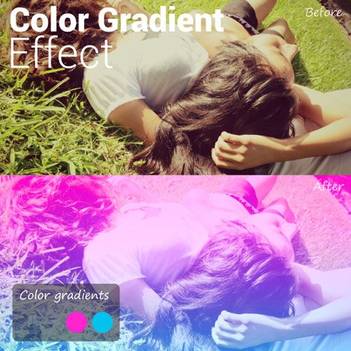 photo editing effect