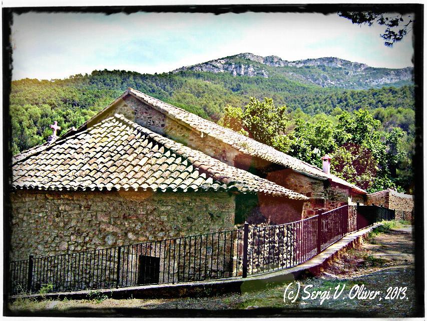 Ermita de les Santes - Desert de les Palmes (Comunitat Valenciana, Spain).