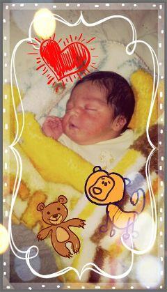 baby doodle love cute