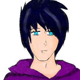 anime people phone_drawing drawing bleh