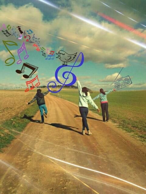 Love the music
