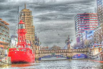 photography colorful hdr buildings city