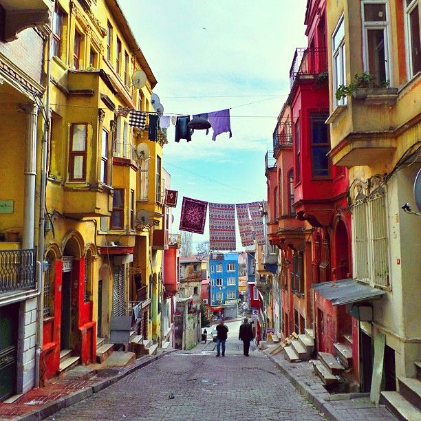Outer Neighborhoods Istambul