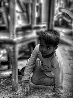 black & white old photo people hdr funnzyfam