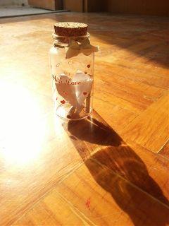 photography sun bottle love heart