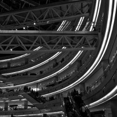 korea black & white architecture photography travel